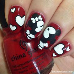 Gallery: Valentine's Day Nail Art - NAIL IT! hollywoodblondesalon.com
