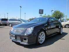 2012 Cadillac CTS-V....if we keep the Magnum we want this....oh how fun it would be to drive!