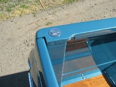 photo story of custom gas filler..... - The 1947 - Present Chevrolet & GMC Truck Message Board Network
