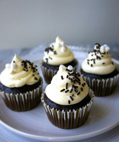 Best-Ever Chocolate Cupcakes