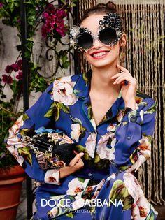Dolce & Gabbana Advertising Campaign Summer 2016