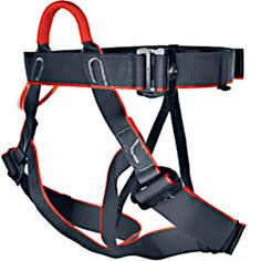 Singing Rock Top Harness. Harness intended for via ferrates, mountains and glacier walking • lightweight harness  | at www.weighmyrack.com/ #rock #climbing #gear