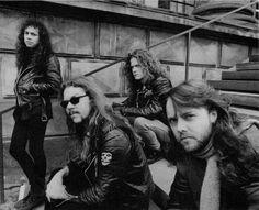 metallica, James Hetfield, and Jason Newsted image