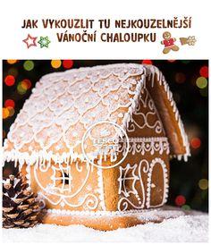 Jak vykouzlit tu nejkouzelnější vánoční chaloupku? Dočtete se v našem článku!