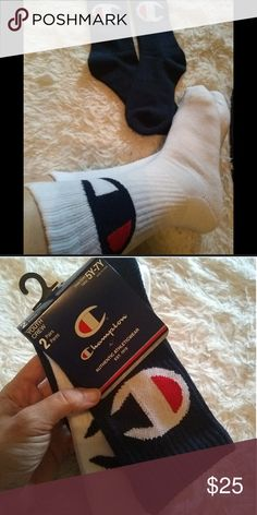 79962148a19 New Bundle CHAMPION Socks New with tags Brand  champion Champion  Accessories Hosiery   Socks