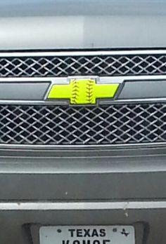 Softball, enough said!