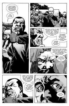 """Paul Monroe a.k.a """"Jesus"""" - The Walking Dead, Issue: #114"""