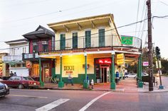 New Orleans cheapest 24-hour dive bar—yes, it's open all day, every day—Ms. Mae's should be on everyone's NOLA bucket list. It's the ultimate dive bar, and it's guaranteed to have a really interesting crowd.  Ms. Mae's | 4336 Magazine St.