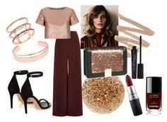 Glamourous Night Out by rachel-w14 on Polyvore featuring polyvore, fashion, style, Glamorous, River Island, Isabel Marant, Ted Baker, EF Collection, Leith, Smashbox, MAC Cosmetics, JINsoon, Chanel, women's clothing, women's fashion, women, female, woman, misses and juniors