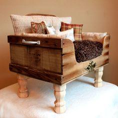 designercraftgirl.com Luxury Pet Beds
