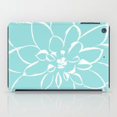 Dahlia Limpet Shell iPad Case | Pantone color of the year 2016