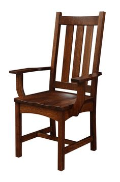 Craftsman Arm Chair   Ohio Hardwood Furniture