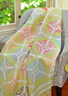 Fig Tree Strawberry Fields fabric