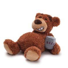 """Gund Suds The Bear 12"""" Animated Plush Gund,http://www.amazon.com/dp/B008DZYZ7I/ref=cm_sw_r_pi_dp_dXDYsb1CGGFATD9Y"""