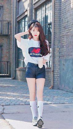 Korean Fashion Kpop, Iu Fashion, Fashion Outfits, Korean Actresses, Korean Actors, Korean Beauty, Asian Beauty, Korean Girl, Asian Girl