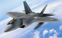 USAF F-22 Raptor