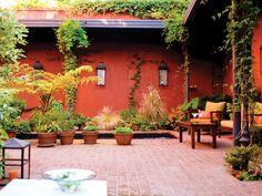 jardin escondido cour int