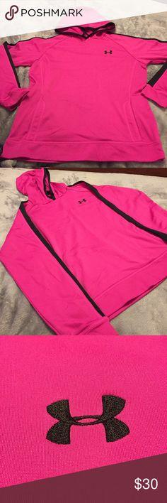 Under Armour Lightweight Hoodie! Beautiful color! Under Armour Tops Sweatshirts & Hoodies