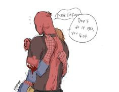 Spideypool4+by+firanyot.deviantart.com+on+@DeviantArt