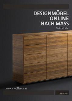 Die Massmöbel von MOBILAMO können ganz einfach online konfiguriert und bestellt werden. Formschönes Design, hochwertig ausgeführt. Sie konfigurieren die Möbel online und wir liefern diese nach Hause. Geht doch!