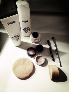 Twitter / kaas_andreas: Doing make up for Chroma tonight. ...