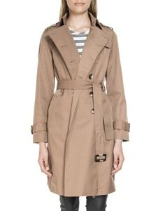 A beautiful coat to keep her warm Winter Warmers, Formal, My Mom, Trench, Coat, Mothers, Cat Women, Shopping, Store