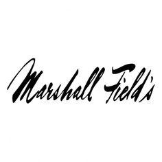 Marshall Field's logo of Chicago