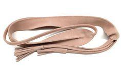Tassel Belt