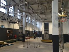 Experience center De Fietser, museum, Accell Nederland, exhibition - by DST