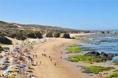 Praia de Almograve em Odemira - http://praiaportugal.com/praia-de-almograve-em-odemira/