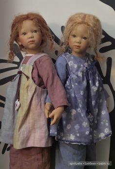 Моя любимая комната... или комната где живут мои Химмочки, только они / Коллекционные куклы Annette Himstedt / Бэйбики. Куклы фото. Одежда для кукол