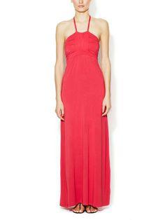 Braided Halter Maxi Dress by Avaleigh at Gilt