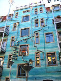 Dresden: Kunsthofpassage