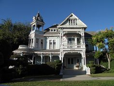 Edward Mansion Redlands CA