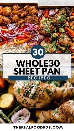 Whole30 Recipes, Entree Recipes, Good Healthy Recipes, Gluten Free Recipes, Whole Food Recipes, Cooking Recipes, Clean Eating, Healthy Eating, Paleo Life