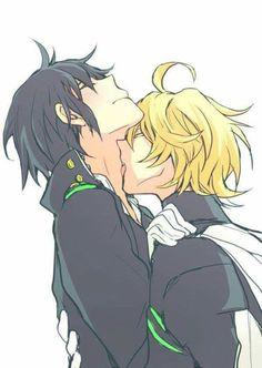 ¿Ya vieron el beso de Víctor y yuri? Esos dos me tienen como loca Me gustaría escribir un oneshot de ellos, pero no se me ocurre nada, Ya son Canon (?)