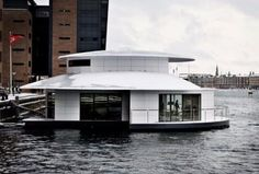 ღღ houseboat copenhagen design