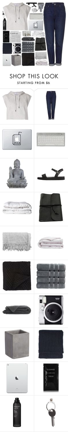 """I'M INSIGNIFICANT"" by dreams-of-pxrxdise ❤ liked on Polyvore featuring adidas, Topshop, Universal Lighting and Decor, Brinkhaus, canvas, Morgan Collection, Christy, Fuji, CB2 and Cleanse by Lauren Napier"