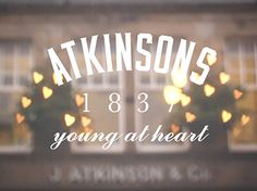 Atkinsons Lancaster | Relationship Coffee | Vintage Roaster | Tea Leaves | Coffee Beans