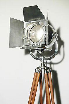 VINTAGE FILM LAMP INDUSTRIAL ANTIQUE ART ALESSI THEATRE CINEMA LIGHT SPUTNIK 50s - http://hooligansentertainment.com/2014/02/02/vintage-film-lamp-industrial-antique-art-alessi-theatre-cinema-light-sputnik-50s/