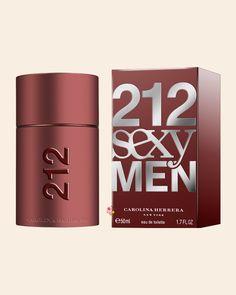 e752cf234a218 CAROLINA HERRERA 212 Sexy Men Erkek Parfüm EDT 50 ml