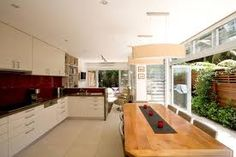 Image result for narrow terrace house melbourne australia renovated