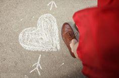 Mod Valentine's Day Wedding Inspiration