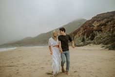 This beautiful couple was engaged this week by the California redwoods, sweeping cliffside vistas and beautiful beaches. A lots of adventuring; it was a day full of beautiful memories. Big Sur California, California Coast, California Wedding, Northern California, Proposal Photos, Beach Elopement, Beautiful Couple, Beautiful Beaches, Photo Sessions