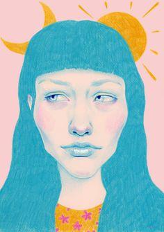 Natalie Foss - a face…