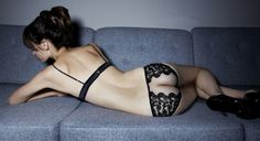 Luxury lingerie brand, Fleur of England, releases Belle de Nuit collection, featuring gorgeous fashion-forward pieces of lace and silk. Retro Lingerie, Lingerie For Men, Lingerie Photos, Best Lingerie, Luxury Lingerie, Black Lingerie, Beautiful Lingerie, Designer Lingerie, Designer Swimwear