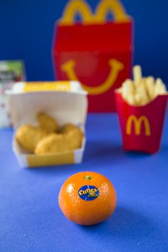 Here's another reason a McDonald's Happy Meal will make them smile - Cuties are back!