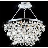 Found it at Wayfair - Grand 5 Light Crystal Chandelier