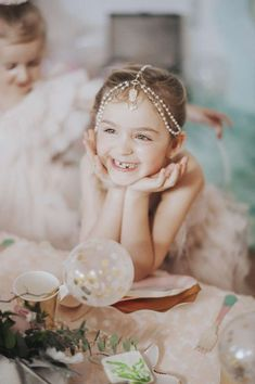 Whimsical Mermaid | CatchMyParty.com