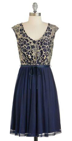 Evening Haute Cocoa Dress